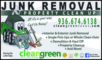 Clean Green Services Ad