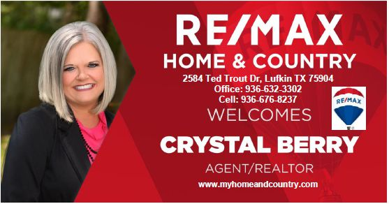 Crystal Berry ReMax Ad
