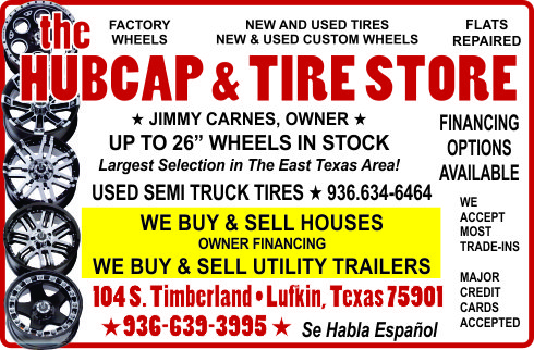 The Hubcap Tire Store Ad