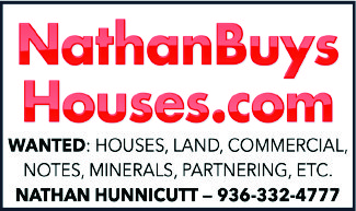 Nathan Buys Homes Ad